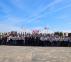 photo collective des employés de l'usine CITIC DICASTAL de Kénitra