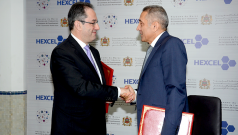 Protocole d'Accord avec le groupe aéronautique américain Hexcel